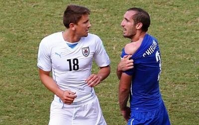 Капитан сборной Уругвая: Суарес не кусал Кьеллини