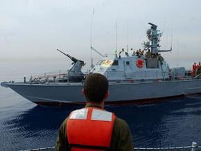 Израильские корабли прошли по Суэцкому каналу