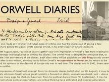 Дневники Джорджа Оруэлла выложат в интернет