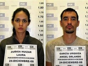Мексиканскую королеву красоты приговорили к 40 суткам ареста