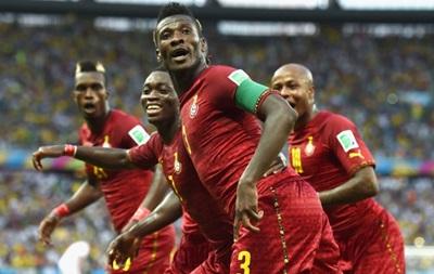Футболисты сборной Ганы грозились бойкотировать матч с Португалией
