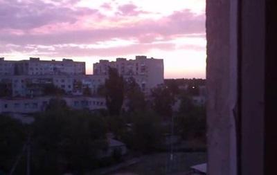 Окрестности Северодонецка попали под обстрел