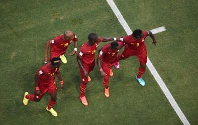 Правительство Ганы отправило самолетом  $3 млн премиальных для игроков своей сборной