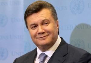 Новая газета: Янукович пописывает