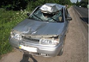 В Волынской области свидетель ДТП, в котором погиб велосипедист, догнал нетрезвого водителя и задержал его