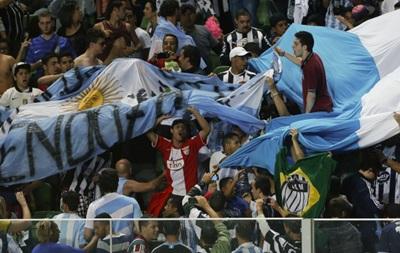 Аргентинского фаната подстрелили перед матчем Нигерия - Аргентина