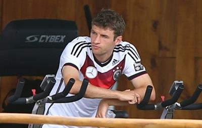 Форвард сборной Германии: Моя цель - стать чемпионом мира