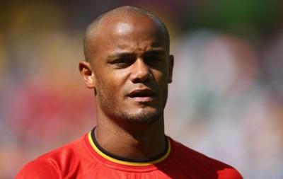 Бельгия выйдет на матч с Южной Кореей без своего капитана