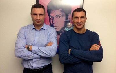 Владимир Кличко: Не факт, что Виталий сможет приехать на мой бой против Пулева
