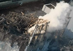 На АЭС Фукусима-1 произошло новое ЧП