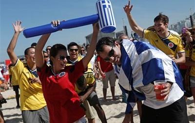 Матч Коста-Рика - Греция