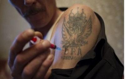 Ежегодно в Украине от нарко-и алкозависимости умирает 120 тысяч человек