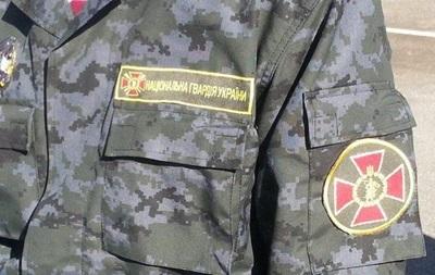 Нацгвардия потеряла в бою одного военнослужащего, двое ранены