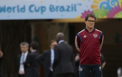 Капелло готов работать со сборной России и дальше