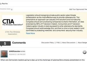 Американское издание начало продавать рекламу в комментариях к новостям - The Washington Post - проплаченные комментарии