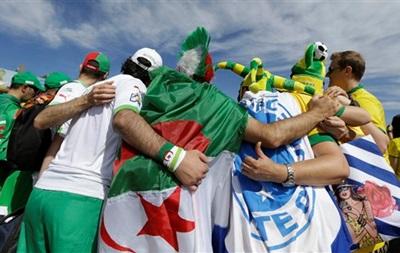Матч Германия - Алжир