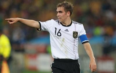 Капитан сборной Германии: Мы потихоньку движемся вперед