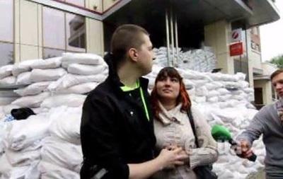 Сепаратисты освобождают пленных украинских военных