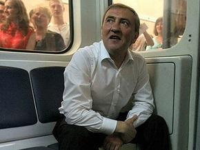 Черновецкий: Пенсионеры и инвалиды будут ездить в метро бесплатно