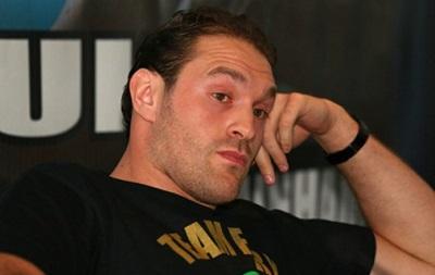 Фьюри: Кличко скорее завяжет с боксом, чем выйдет в ринг со мной