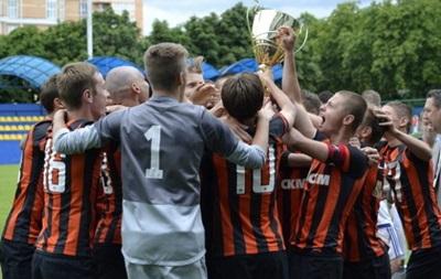 Команды Шахтер U-14 и U-15 стали чемпионами Украины