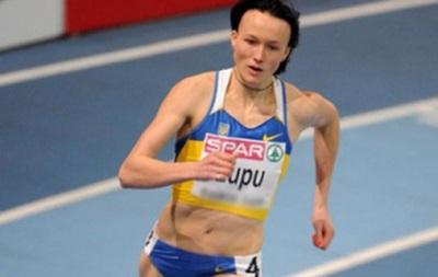 Украинскую легкоатлетку дисквалифицировали за допинг