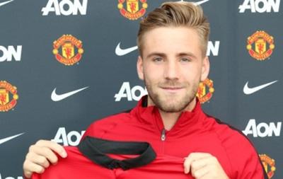 Манчестер Юнайтед подписал защитника сборной Англии