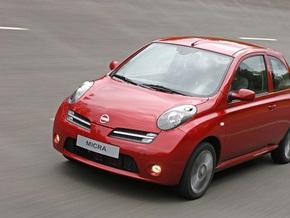 Специальное предложение на Nissan Micra: Юбилейная версия Nissan Micra SV6