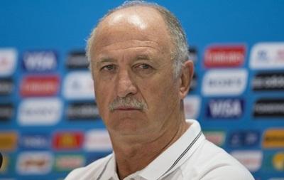 Тренер сборной Бразилии: Страха избежать невозможно