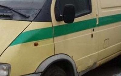 В Донецке захватили три инкассаторские машины - СМИ