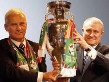 Сегодня - годовщина выигрыша тендера по проведению Евро-2012
