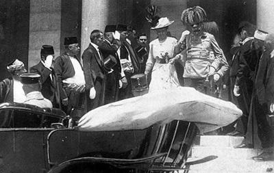 Первая мировая: как убили эрцгерцога Франца Фердинанда