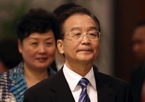 Китай заявил, что не может использовать свои резервы для спасения еврозоны