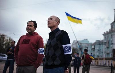 Сепаратисты освободили вторую группу наблюдателей ОБСЕ