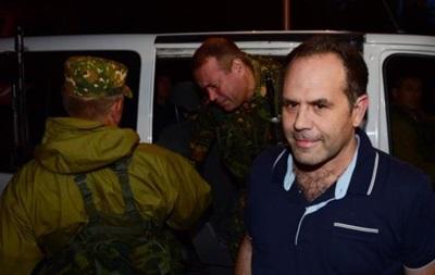 Освобожденные наблюдатели луганской группы ОБСЕ прибыли в Вену
