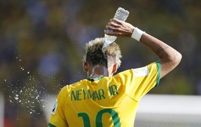 Главная звезда сборной Бразилии может пропустить четвертьфинальный матч ЧМ 2014