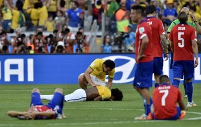 Болельщик сборной Бразилии умер во время серии пенальти
