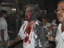 В Индии прогремела серия взрывов