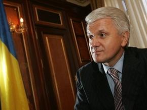Литвин надеется, что газ на Новый год не отключат
