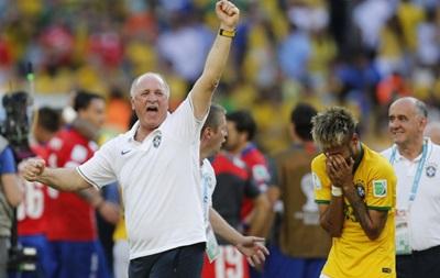 Тренер сборной Бразилии обвинил судей в отсутствии смелости