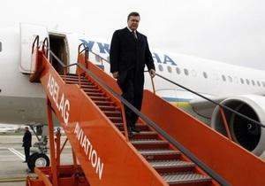 Гендиректора Борисполя отстранили из-за инцидента с самолетом Януковича