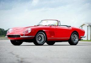 Рекорд для марки. В США раритетный Ferrari продали за $27,5 млн