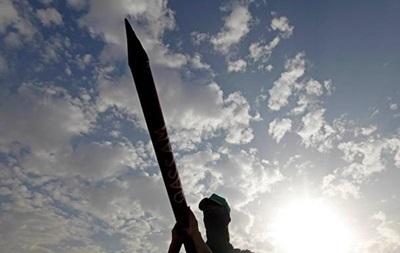 Палестинцы из сектора Газа выпустили 15 ракет в сторону Израиля