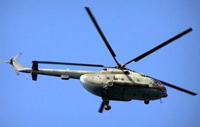 Все люди на борту упавшего в России вертолета живы - Рослесхоз