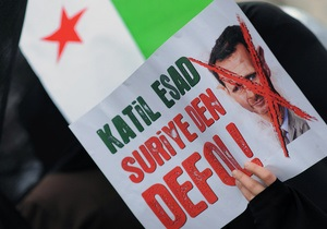 Сирийская оппозиция призвала внешние силы к военной интервенции