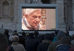 Папа Римский осудил раздоры в Ватикане