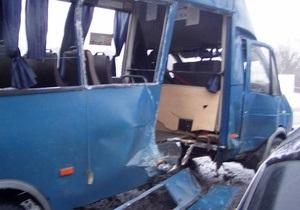 ДТП в Харькове: пострадали девять человек