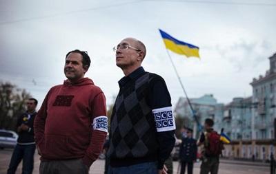 ОБСЕ не собирается увеличивать число наблюдателей в Украине