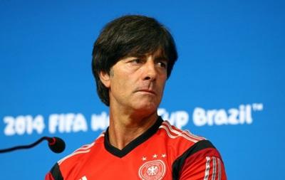 Тренер сборной Германии: Алжир был невероятно мотивирован