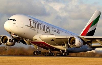 Emirates закроет ежедневный рейс Киев-Дубай